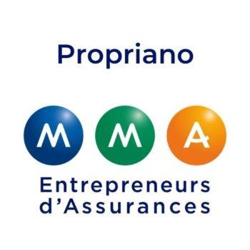 Contacter l'agence MMA de Propriano assurance corse professionnel particulier